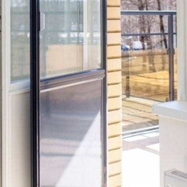 ЖК Grona Lund, новостройка, отделка, фасад, балкон